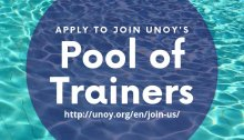 Call for UNOY Peacebuilders Pool of Trainers
