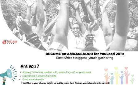 Call For YouLead 2019 Ambassadors
