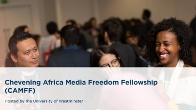 Chevening Africa Media Freedom Fellowship