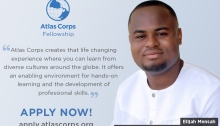 Atlas Corps Fellowship For Social Change Leaders