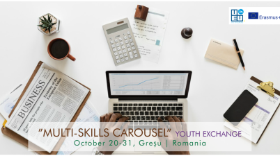 Erasmus+ Multi-Skills Carousel Youth Exchange Project