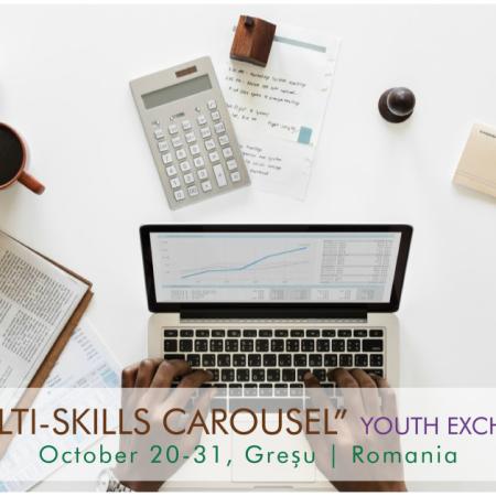 Erasmus+ Multi-Skills Carousel Youth Exchange Project