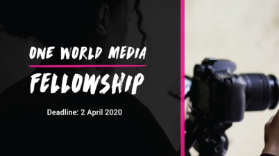 One World Media Fellowship 2020