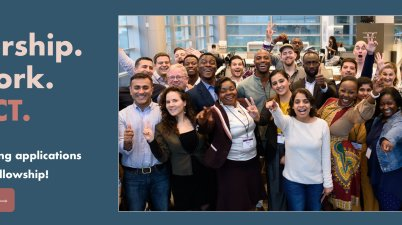 The Global Good Fund Fellowship 2021