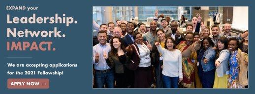 The Global Good Fund Fellowship 2021
