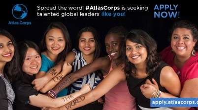 Atlas Corps Fellowship 2020 (Fully Funded To The United States)