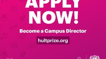 Hult Prize Campus Directors