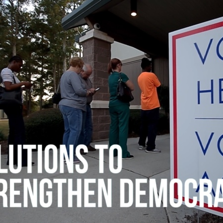 GroundTruth Preserving Democracy & Voting Rights Fellowship