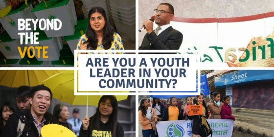 Hurford Youth Fellows Program To The United States