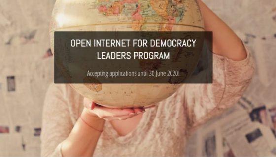 Open Internet for Democracy Leaders Program