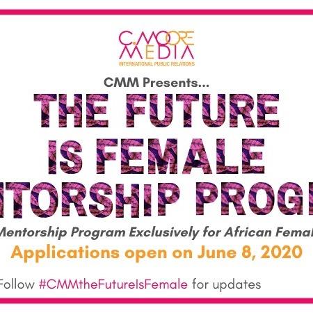 C.Moore Media The Future is Female Mentorship Program 2020