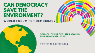 2020 World Forum for Democracy