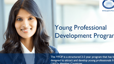 opec fund for international-development ofid young professional development program