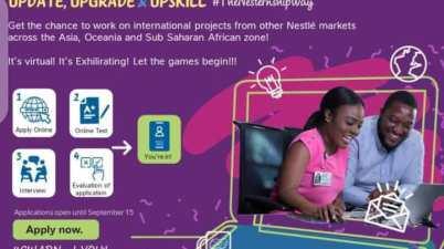 Nestlé Virtual Internship Program 2020