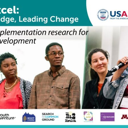 USAID Youth Excel: Our Knowledge, Leading Change
