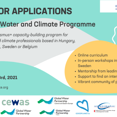 Erasmus+ Youth and Water For Climate Programme 2021 Call For Applications