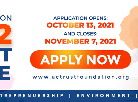 ACT Foundation Grants For African Organisations 2022
